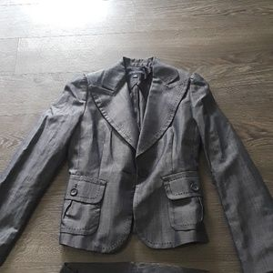 Banana Republic suit size 6
